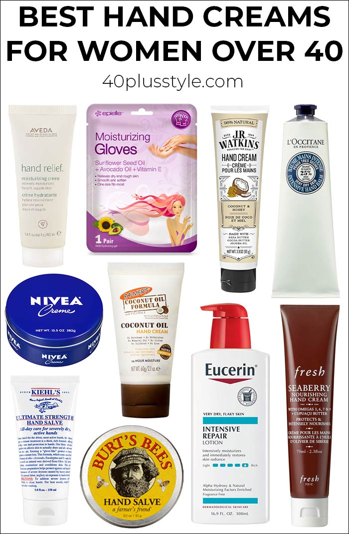 Best hand creams for women over 40 for super soft hands   40plusstyle.com