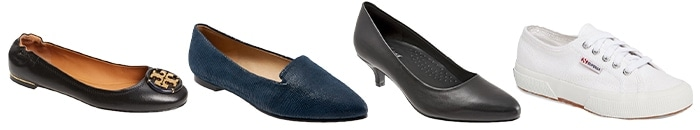 Shoes to go with your classic style clothing   40plusstyle.com