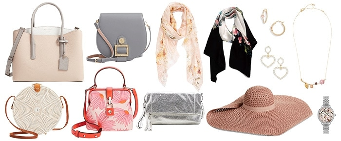 accessories for the romantic style personality | 40plusstyle.com