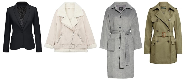 Natural style jackets & coats   40plusstyle.com