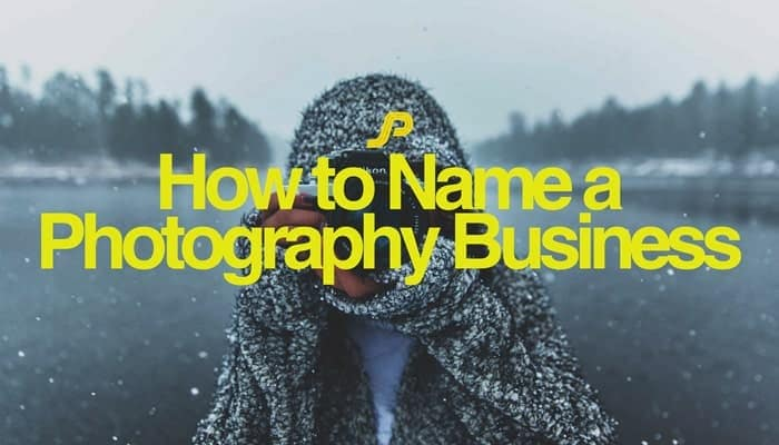 Names for a Photography Business Featured