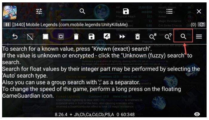 Cara Instal Game Guardian Android Dan Cheat Mobile Legends 5