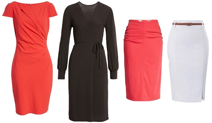 Dresses and skirts to create classic outfits   40plusstyle.com