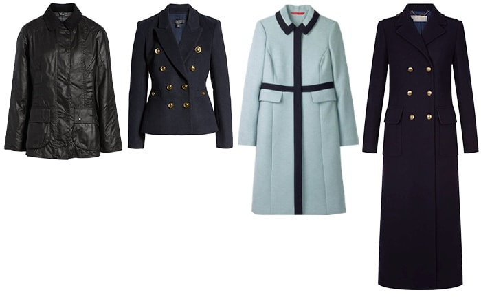 Outerwear the Duchess of Cambridge will wear | 40plusstyle.com