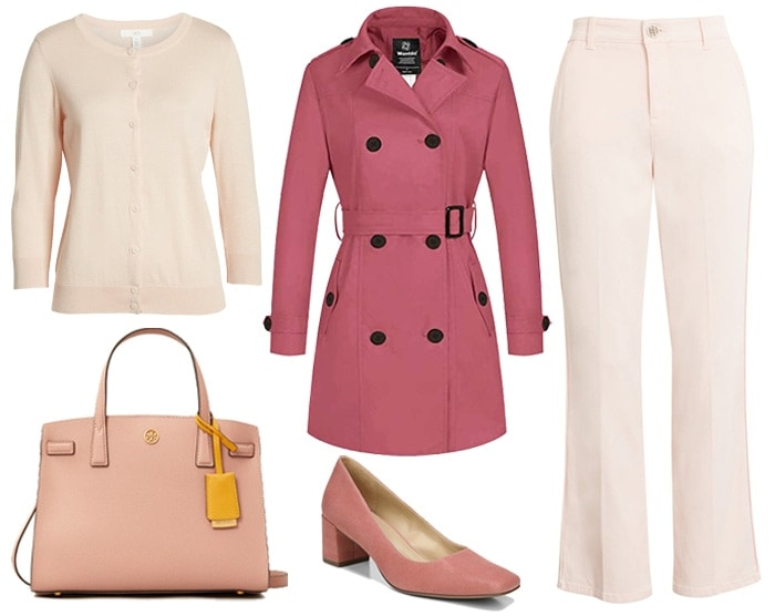 Classic pink pieces | 40plusstyle.com