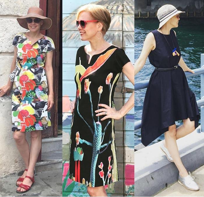 summer dresses   40plusstyle.com