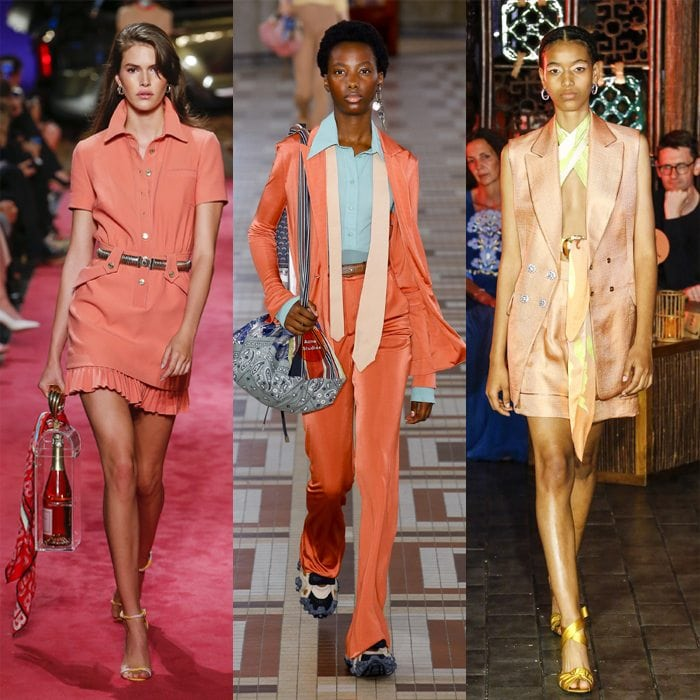 Wearing coral for spring 2019 | 40plusstyle