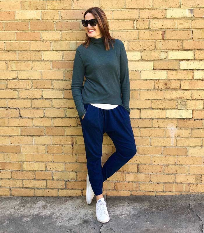 Lounge clothes that make you feel comfortable and stylish | 40plusstyle.com