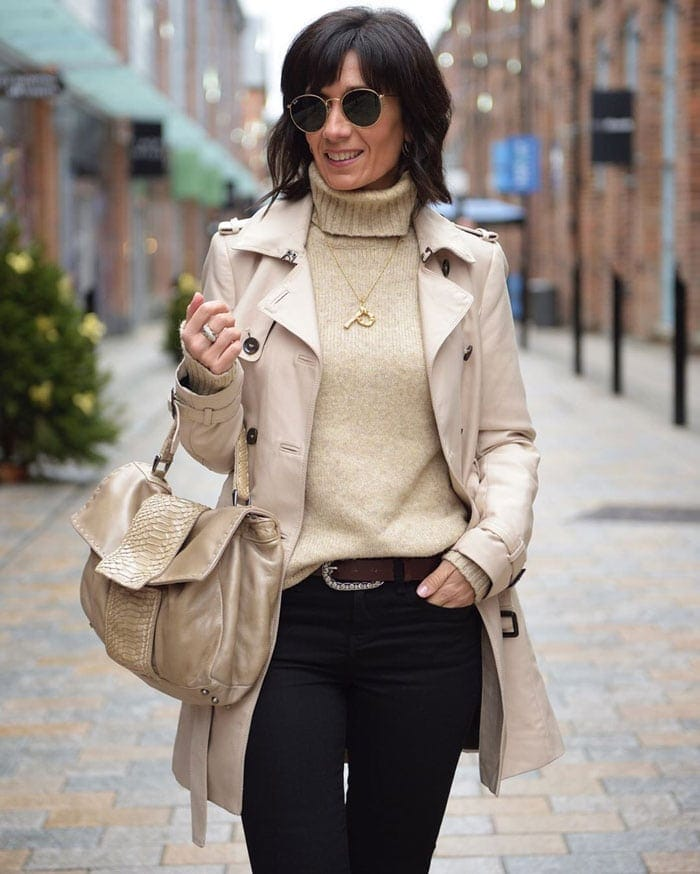 styling trench coats   40plusstyle.com