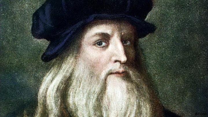 Leonardo da Vinci's Visionary Notebooks