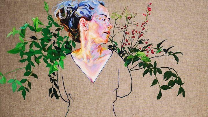 "Cristina Troufa Expõe ""FORTE"" Artes & contextos Wings FI 1"