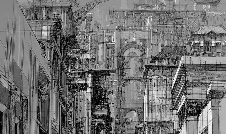 Infinite Cities