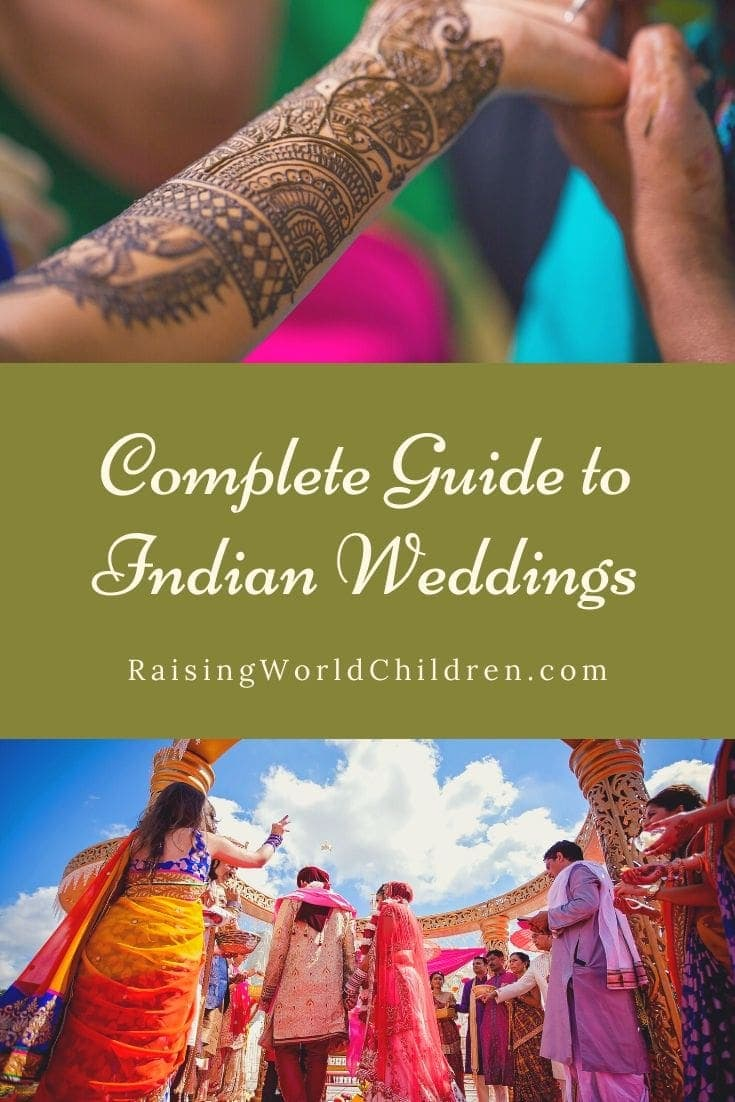 GUide to Indian Weddings