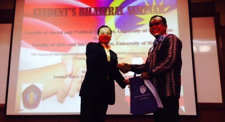 Songsong MEA, FISIP UB Gandeng Universitas Malaya Malaysia