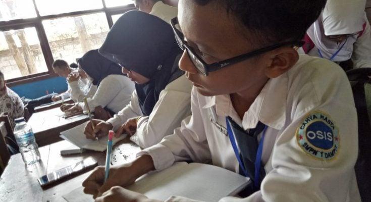 Lombakan Siswa Berprestasi, Dindik Gali Talenta Pelajar SMP Berpotensi