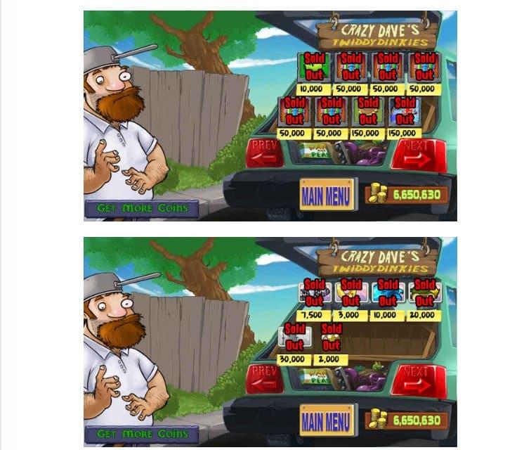 cheat plants vs zombies 1