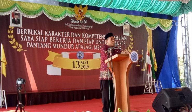 Berpredikat Sekolah Rujukan Nasional, Prestasi Lomba Jadi Tradisi SMK Mutu