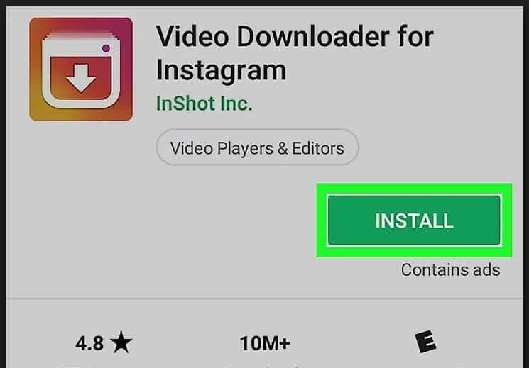 Cara Menyimpan Video di Instagram
