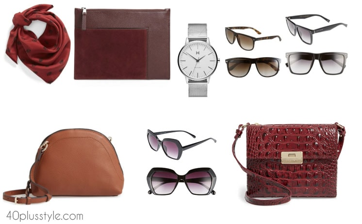 Accessories - How to dress like Victoria Beckham   40plusstyle.com