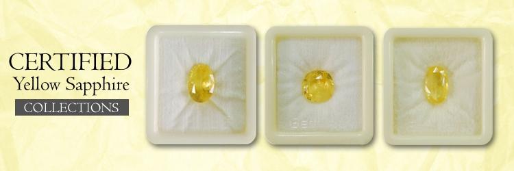 yellow sapphire banner