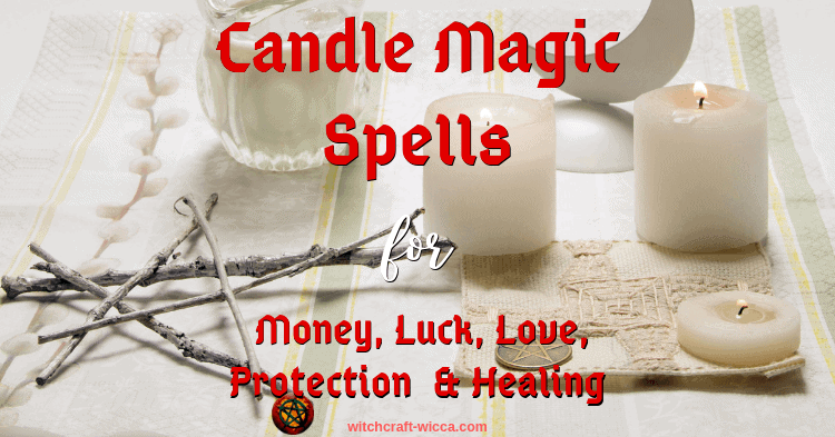 Money, Luck, Love, Protection & Healing