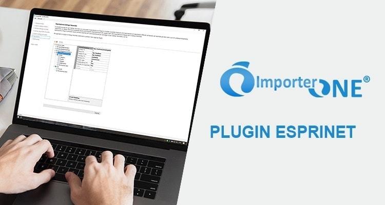 Esprinet catalogo plugin ImporterONE