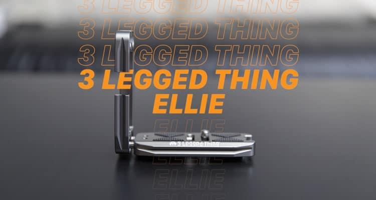3 Legged Thing Ellie