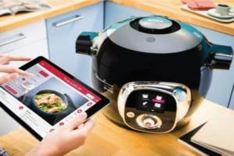 moulinex cookeo connect3