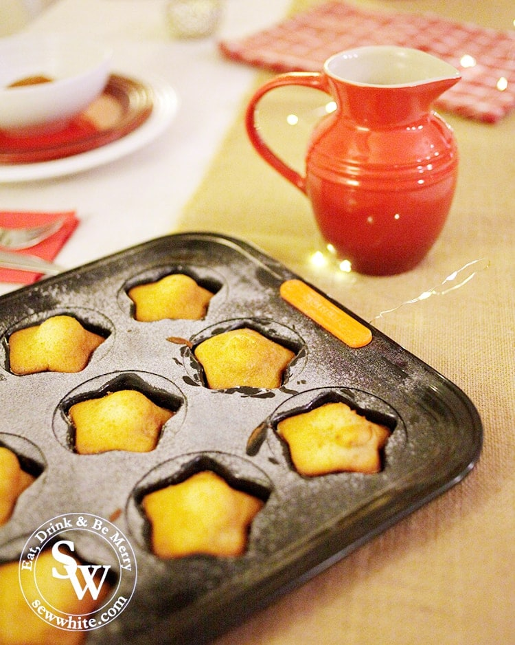 Christmas baking with Le Creuset