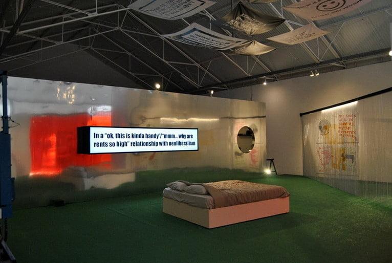 Wasted Rita na Underdogs Gallery - Artes & contextos