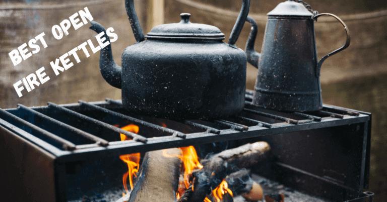 Open Fire Kettles