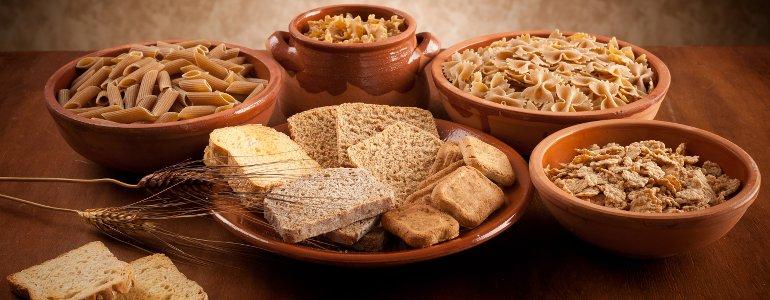 Kohlenhydrate helfen beim gesunden Zunehmen