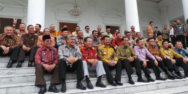 Bersama Gubernur