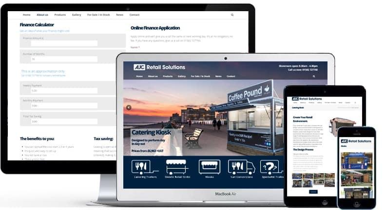 AJC retail website