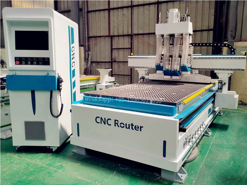 Best Economical Pneumatic ATC CNC Router with 3 Axis