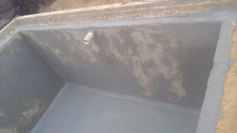 reservoir waterproofing