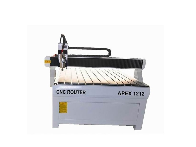 low cost 3 axis cnc router 1212 with 4x4 feet for sale