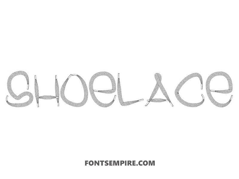 Shoelace Font Free Download - Fonts Empire