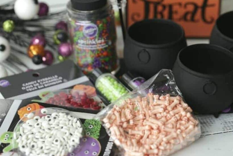 Double, double, toil and trouble. These Witches' Brew Cupcakes are the perfect Halloween treat. These bewitching cupcakes are perfect for a Halloween party. Save this fun Halloween cupcake recipe so you can make it for your family.