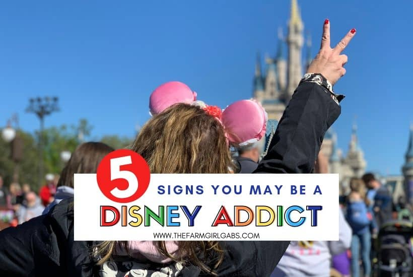 Disney World Addict? 5 Signs You Might TOTALLY Be One