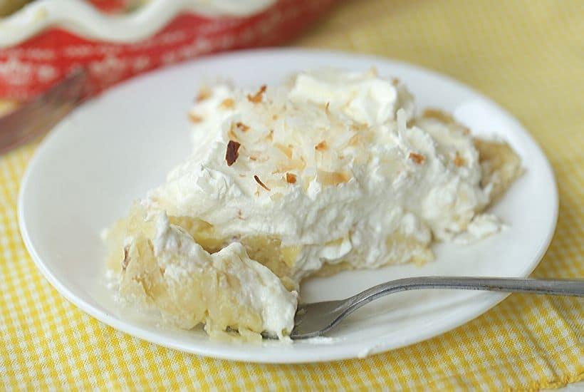 The Best Coconut Cream Pie Recipe