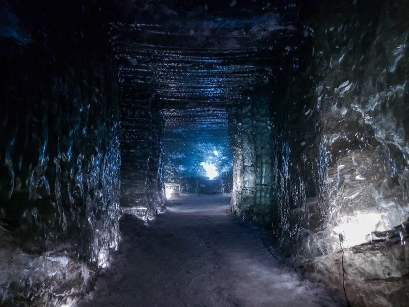 Glacier Ice Cave