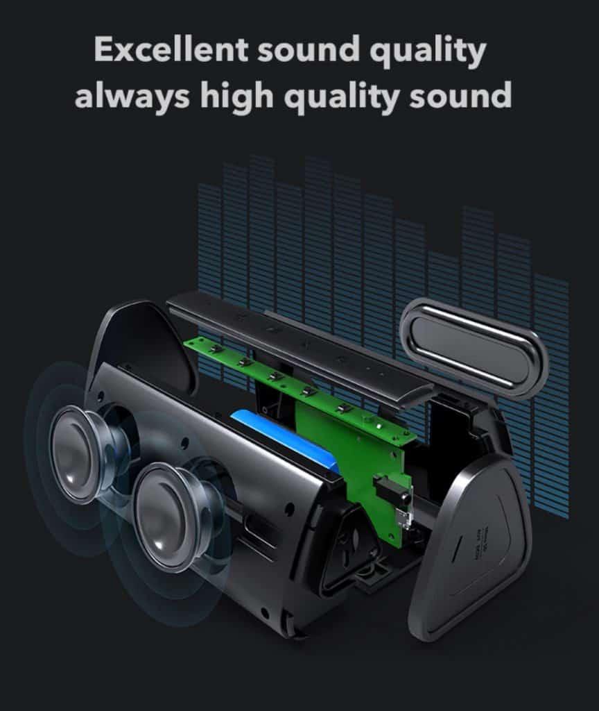 Best Cheap Bluetooth Speaker Bose alternative Portable speaker Bose replica latest AliExpress Mifa 4 Class G Chip