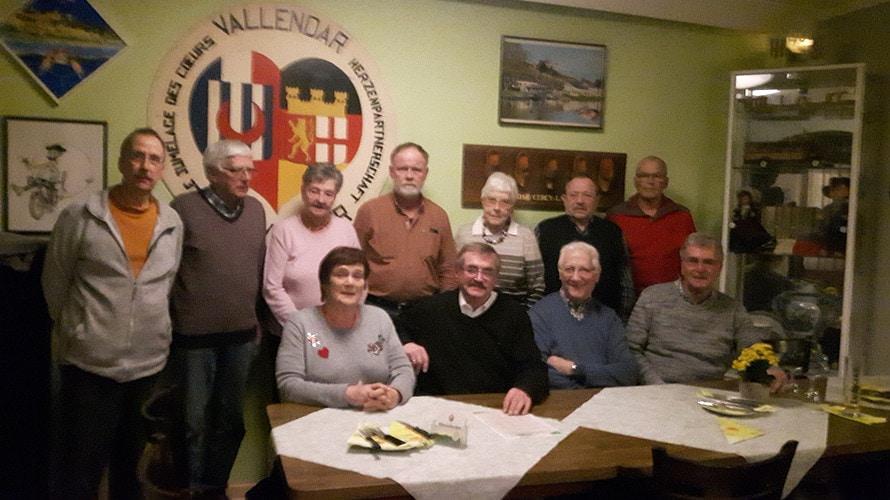 Der Freundschaftskreis in Vallendar