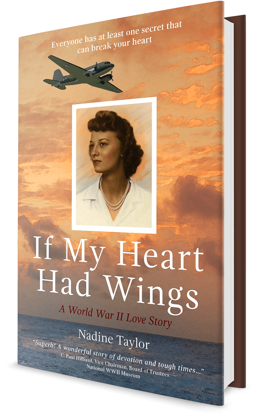 If My Heart Had Wings by Nadine Taylor