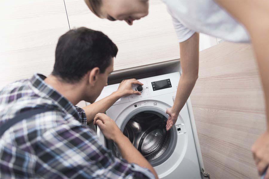 Reparación de lavadoras