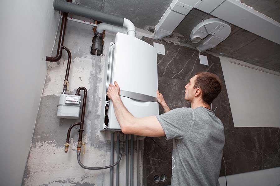 Servicio técnico de calentadores de gas