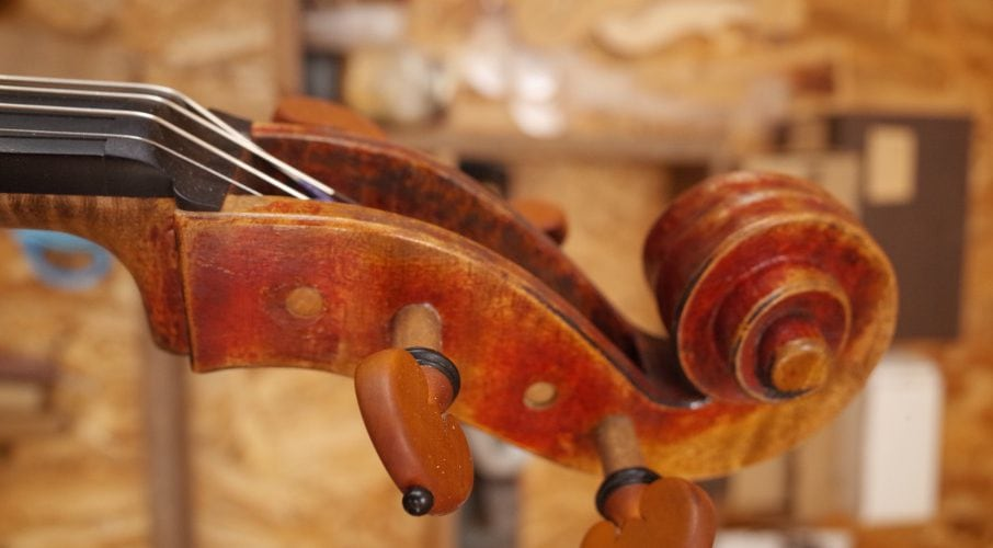 Stradivari Viola Copy
