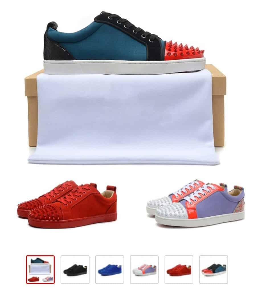 Fashion Brand Replica Shoes Cheap Branded Copy Sneakers Fake AliExpress China Wholesale GZ Store Giuseppe Zanotti 1