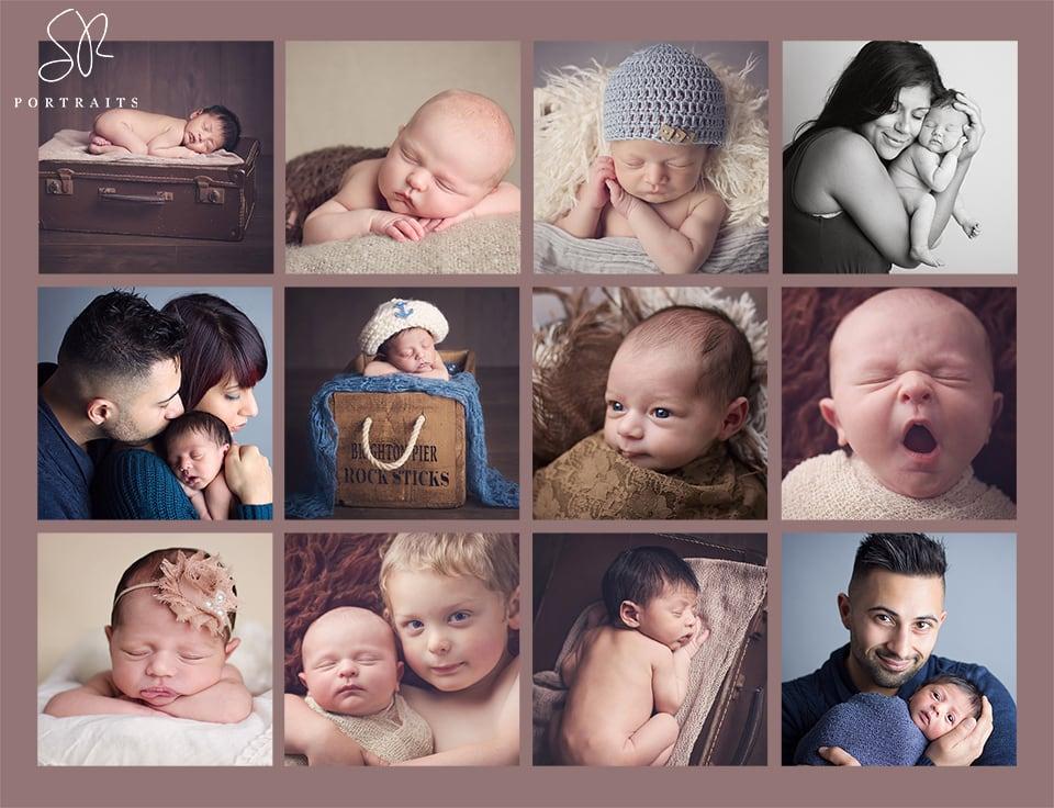 Newborn Photography Leicester SR Portraits